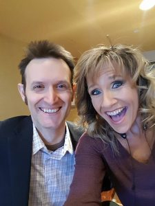 Super Dave and BestLife member and author, Tammy Loftis